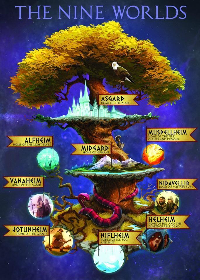 Amazing Mythology Pictures & Backgrounds
