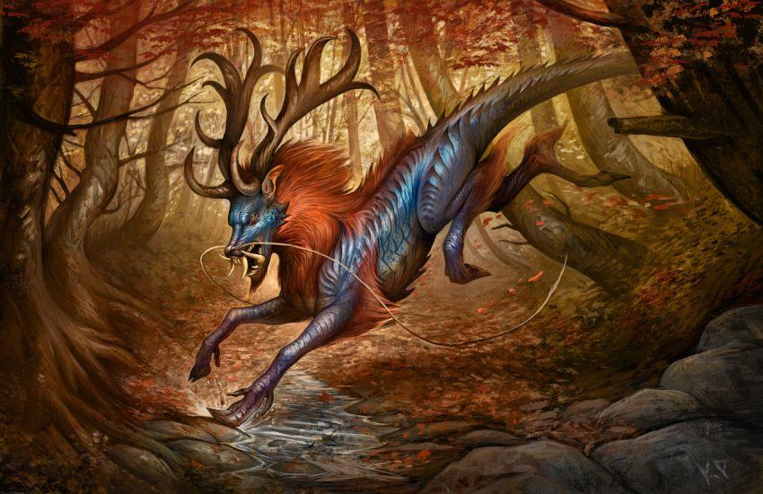 850x550 > Mythology Wallpapers