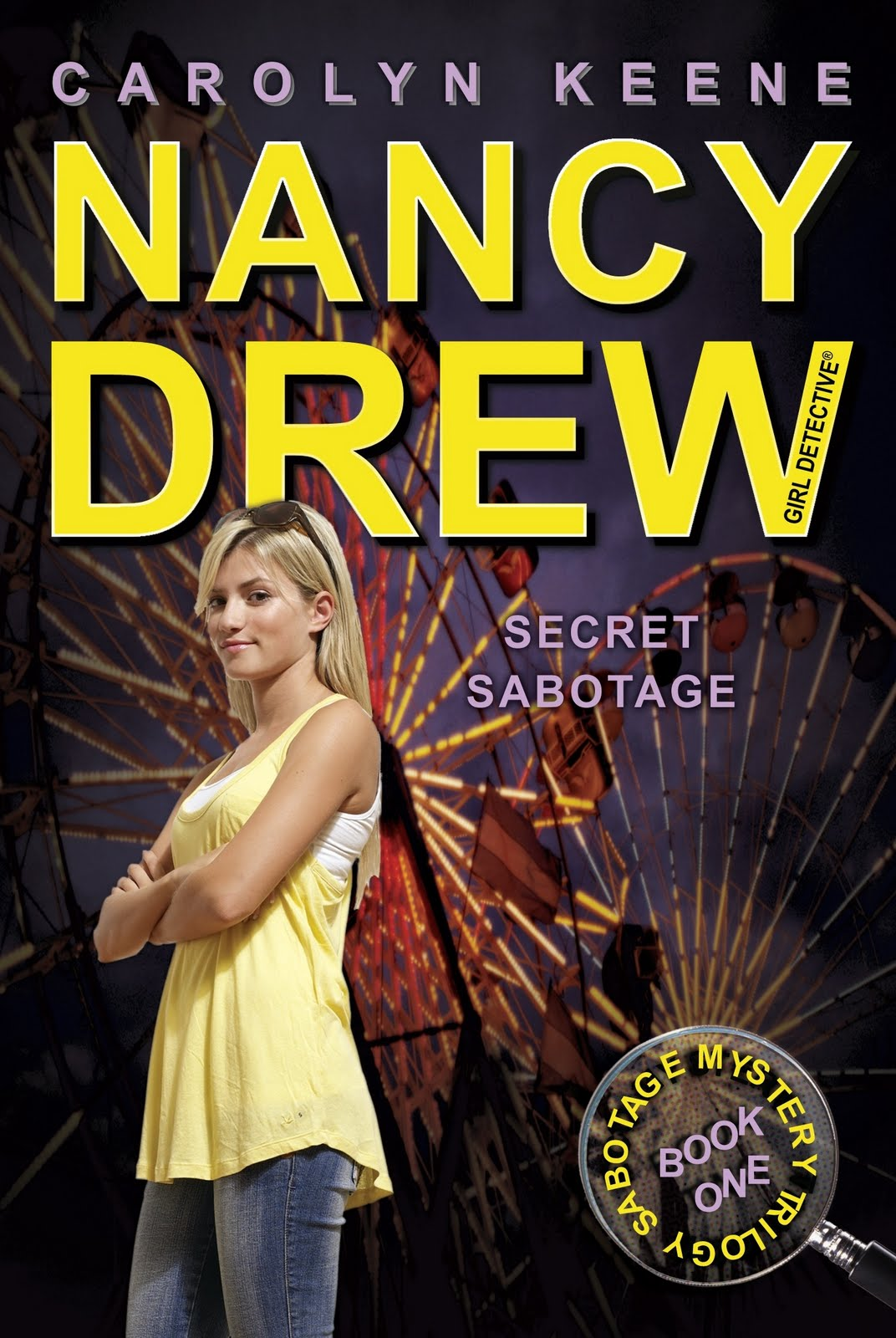 Amazing Nancy Drew Pictures & Backgrounds