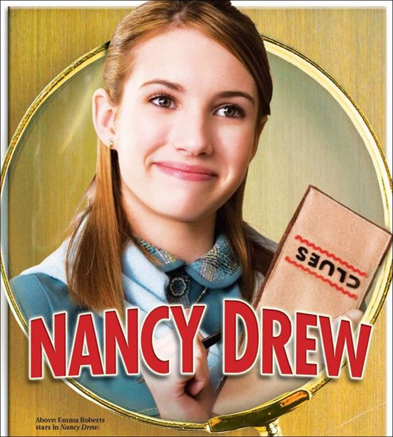 800x890 > Nancy Drew Wallpapers