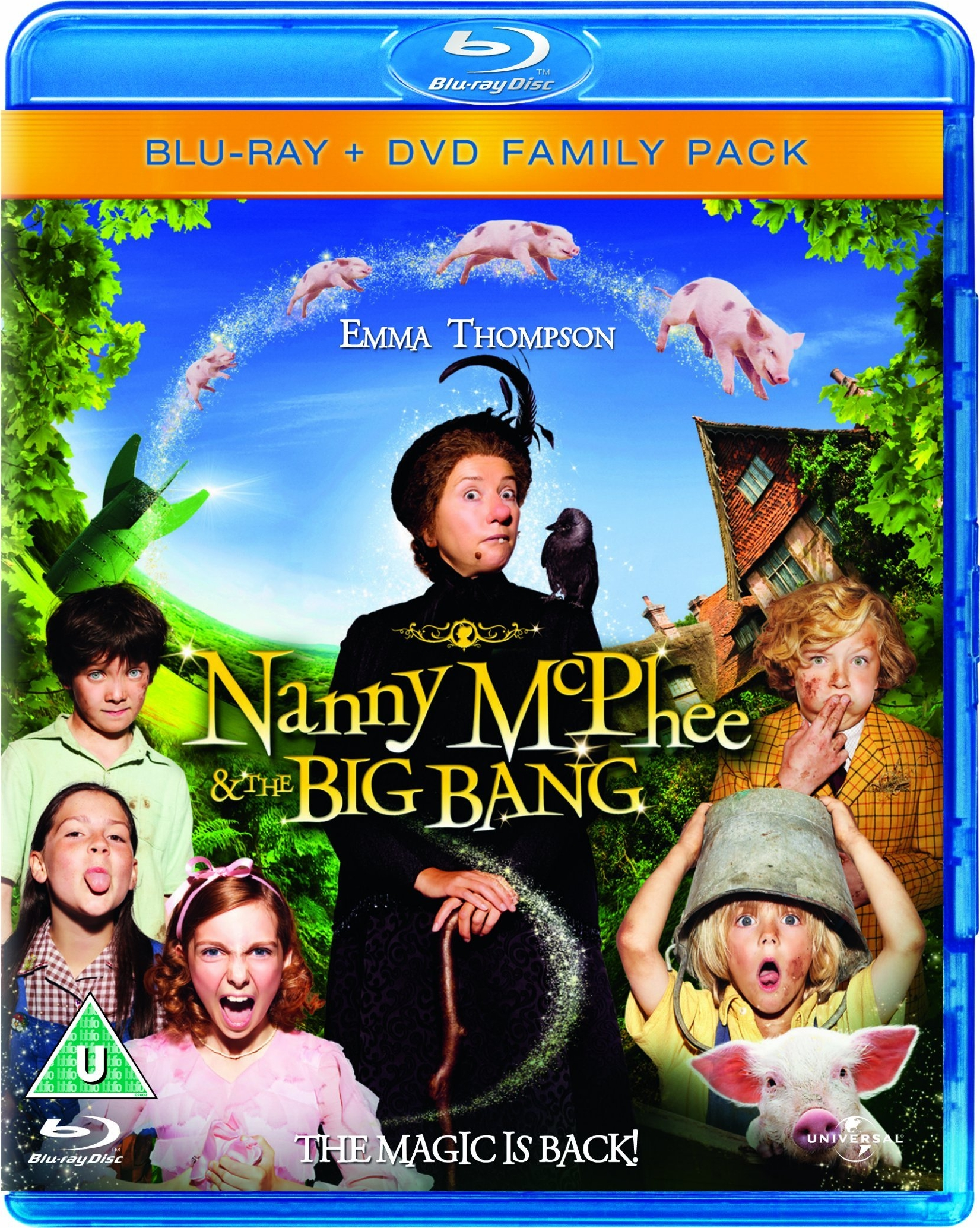 Nanny McPhee Returns High Quality Background on Wallpapers Vista