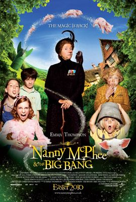 Nice Images Collection: Nanny McPhee Returns Desktop Wallpapers