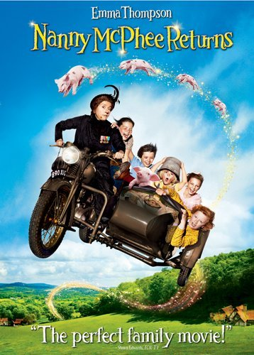 HD Quality Wallpaper | Collection: Movie, 358x500 Nanny McPhee Returns