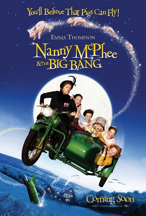 Amazing Nanny McPhee Returns Pictures & Backgrounds