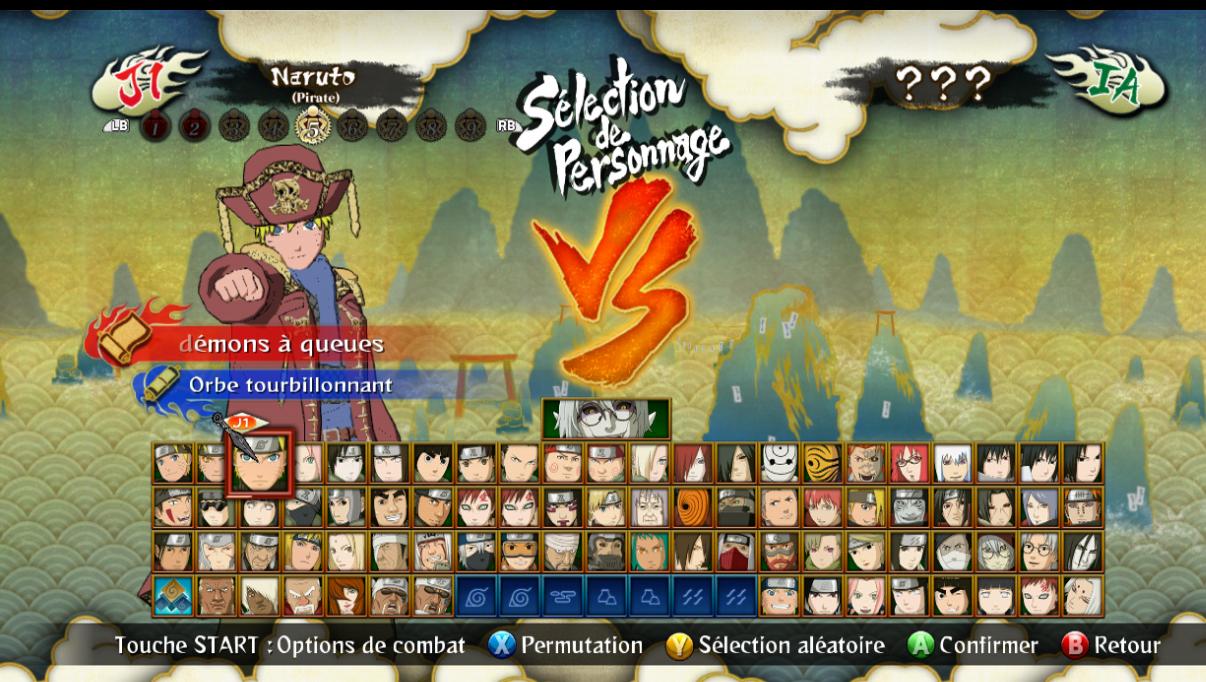 Naruto shippuden: ultimate ninja storm 3 full burst hd   nintendo.