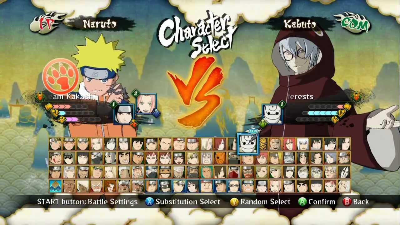 Naruto Shippuden: Ultimate Ninja Storm 3 wallpapers, Video Game, HQ