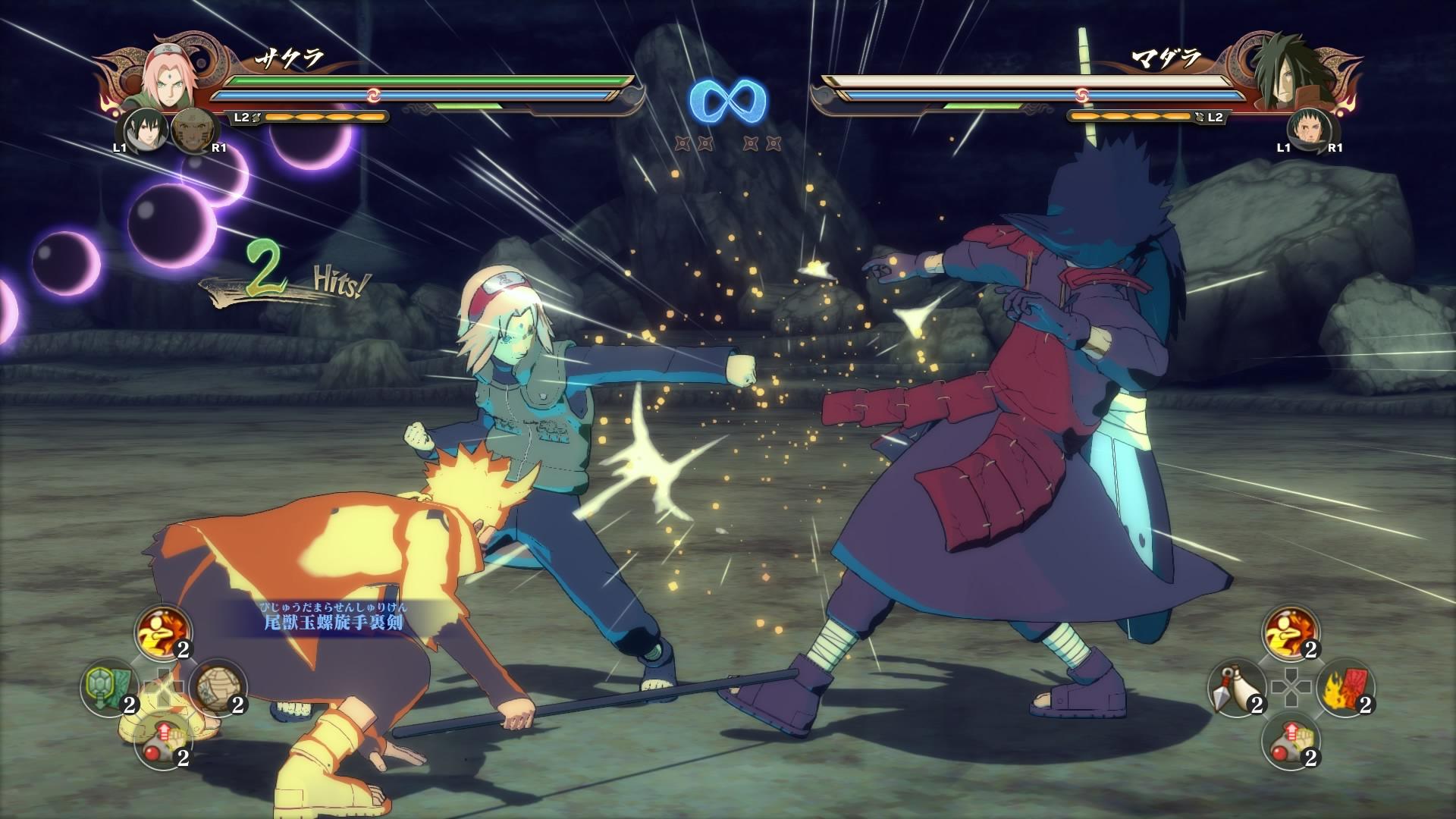 naruto shippuden ultimate ninja storm 4 8