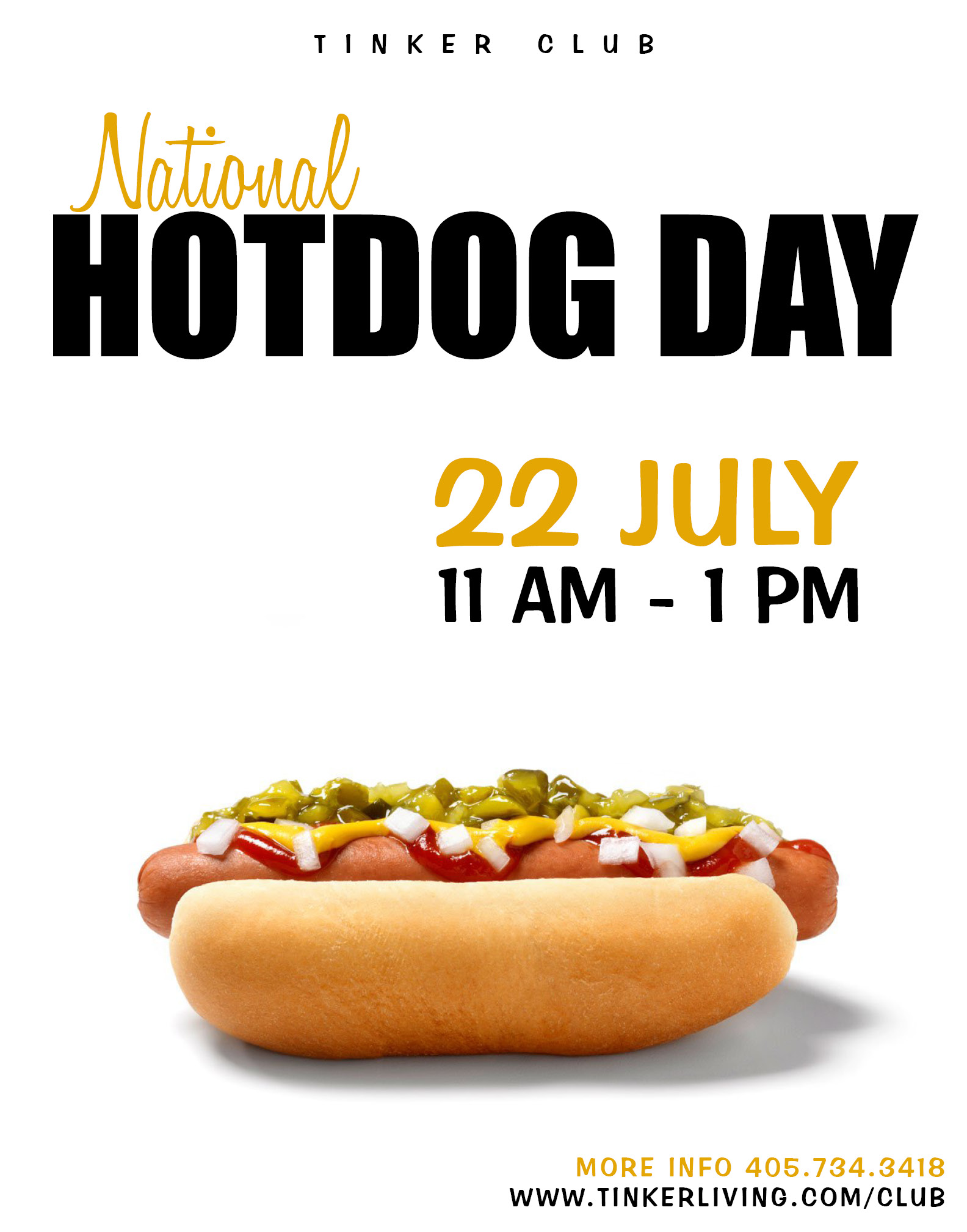 Images of National Hot Dog Day | 1584x2016