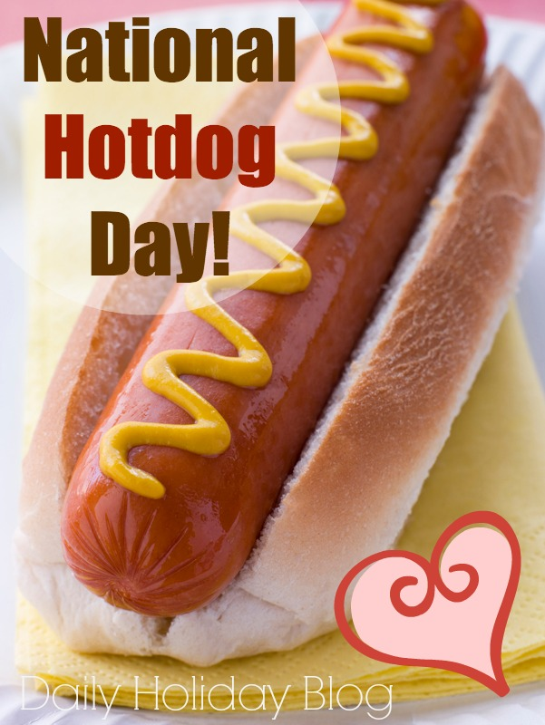 National Hot Dog Day Backgrounds on Wallpapers Vista