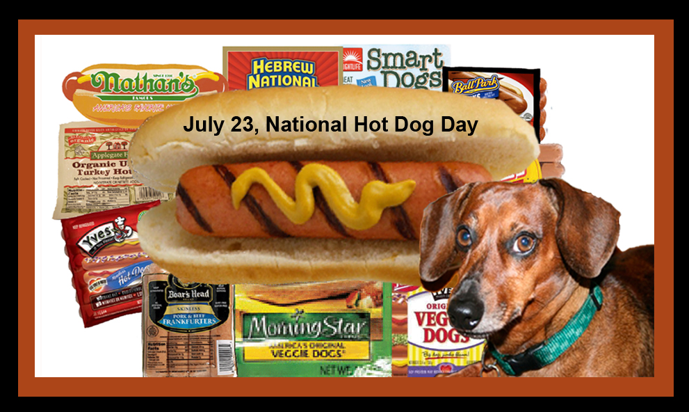Images of National Hot Dog Day | 991x592