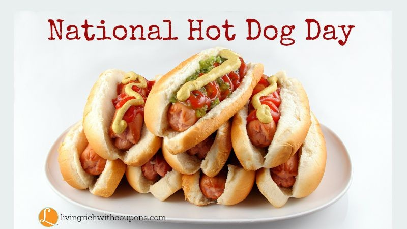 Nice Images Collection: National Hot Dog Day Desktop Wallpapers