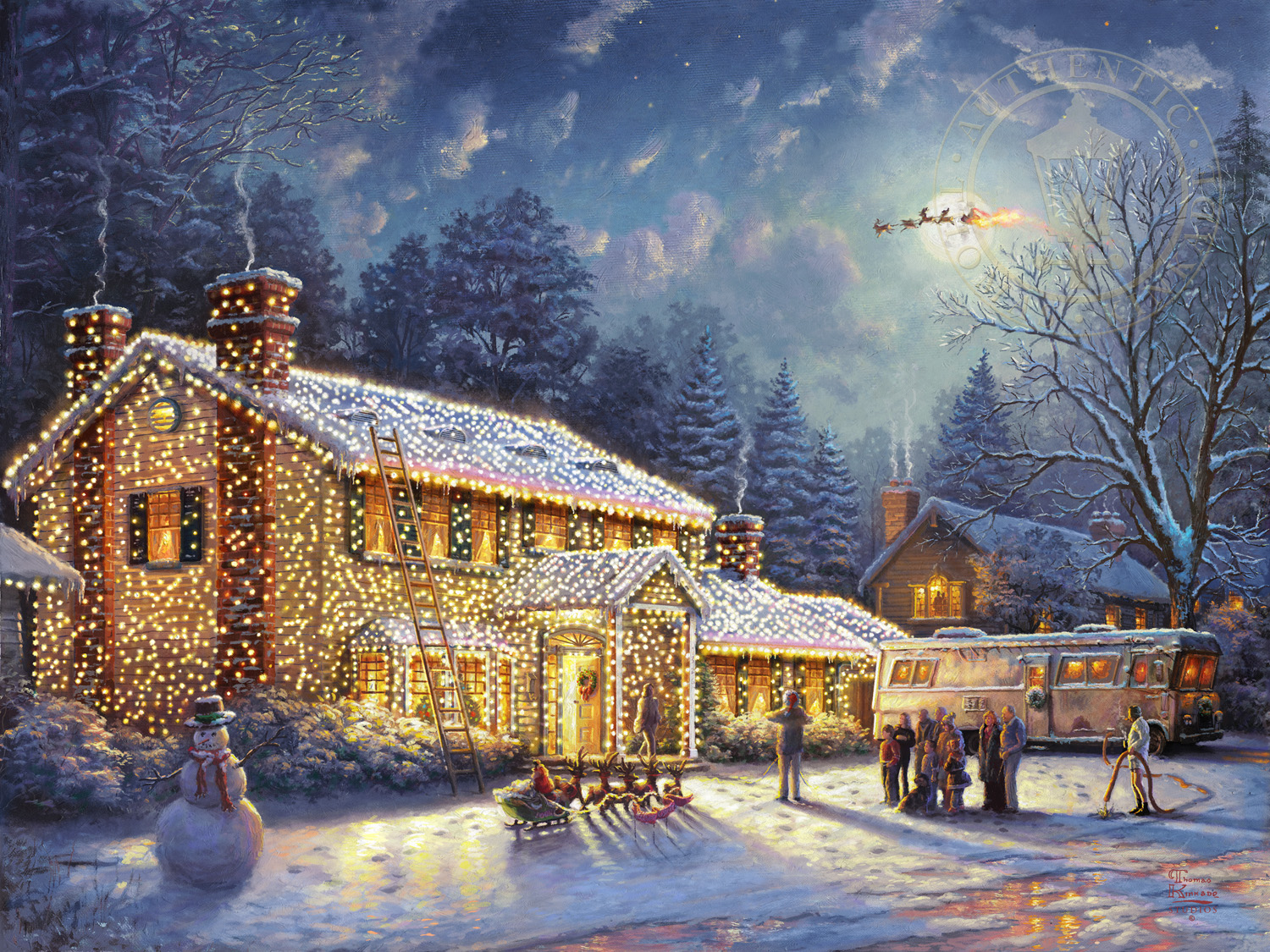 National Lampoon's Christmas Vacation High Quality Background on Wallpapers Vista