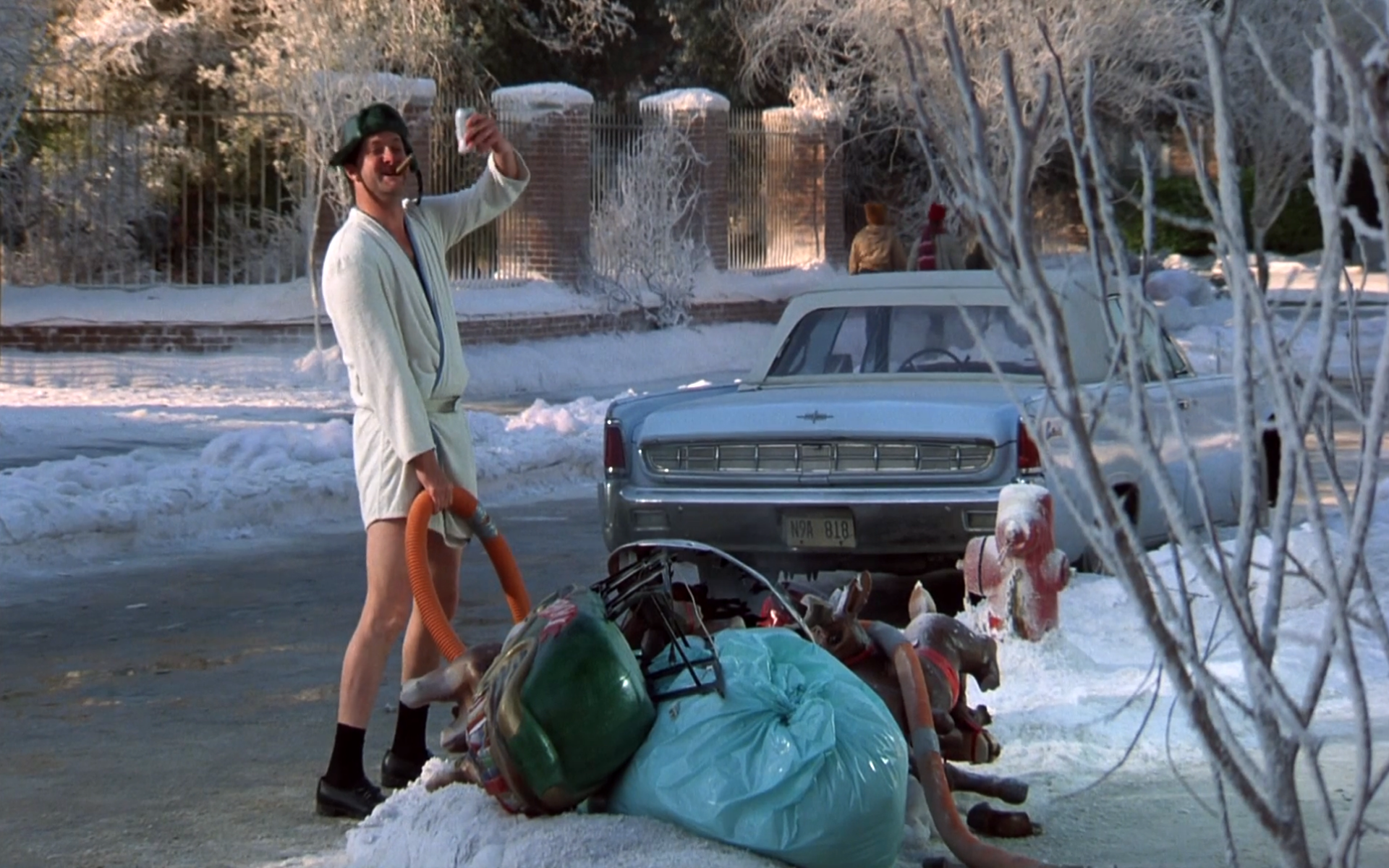 HQ National Lampoon's Christmas Vacation Wallpapers | File 5321.48Kb