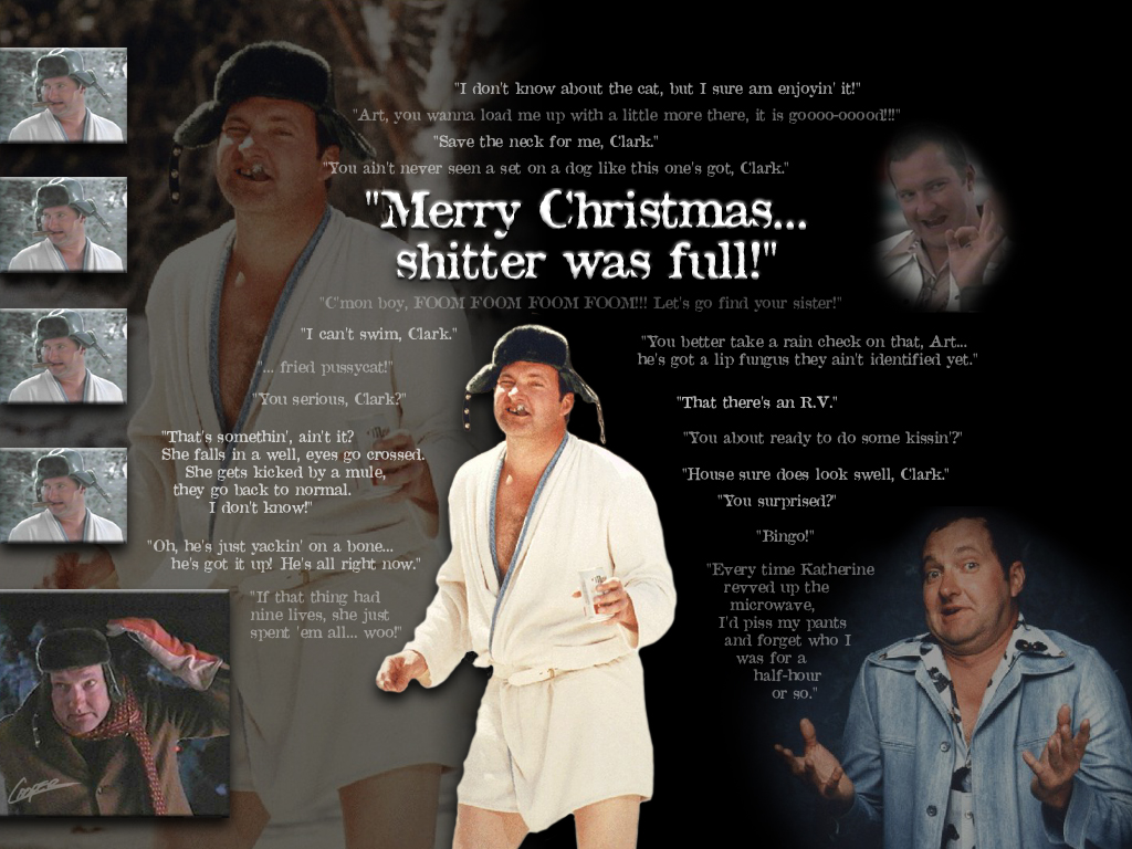 Nice Images Collection: National Lampoon's Christmas Vacation Desktop Wallpapers