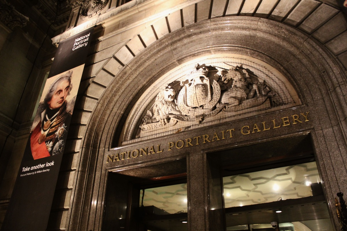 National Portrait Gallery, London #3