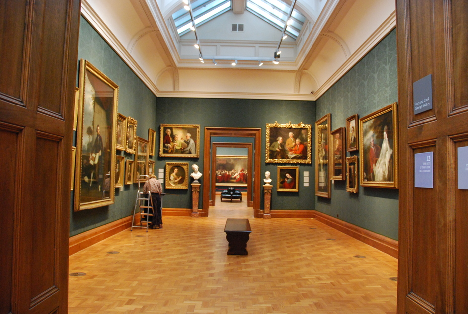 Nice Images Collection: National Portrait Gallery, London Desktop Wallpapers