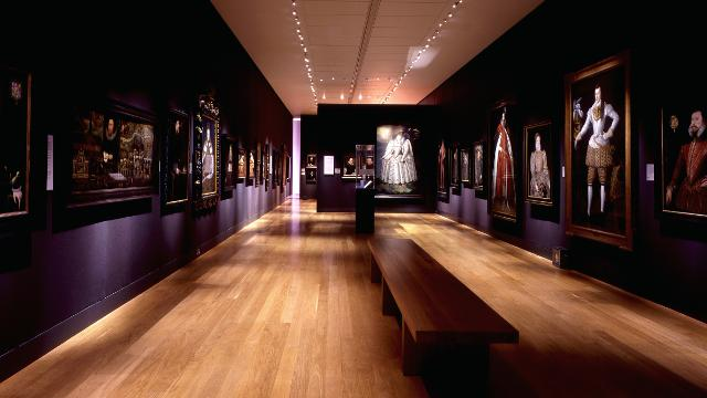 National Portrait Gallery, London Backgrounds, Compatible - PC, Mobile, Gadgets| 640x360 px