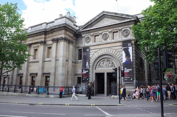 National Portrait Gallery, London Pics, Artistic Collection