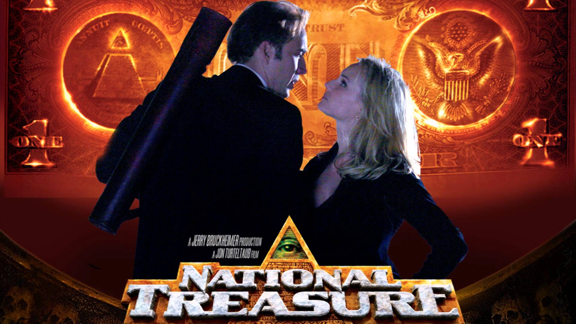 Nice Images Collection: National Treasure Desktop Wallpapers