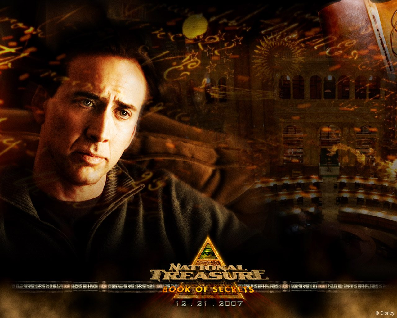 National Treasure: Book Of Secrets Backgrounds, Compatible - PC, Mobile, Gadgets| 1280x1024 px