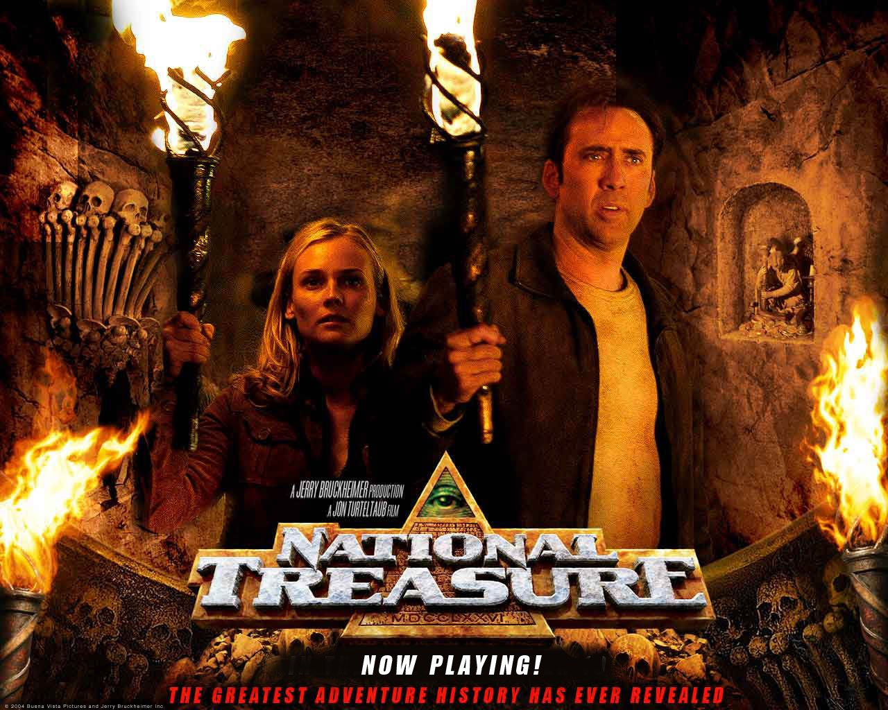 National Treasure: Book Of Secrets Pics, Movie Collection