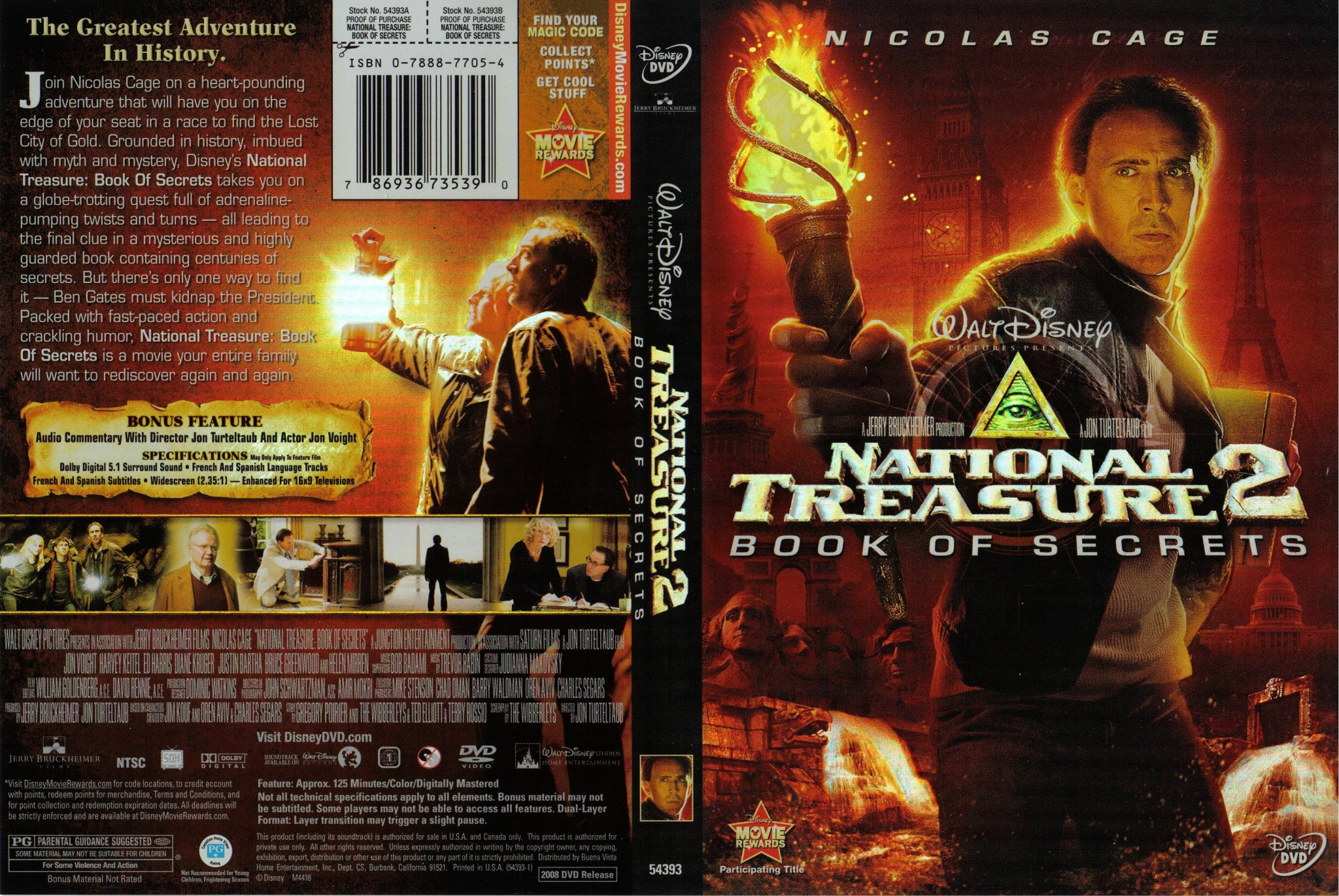 Amazing National Treasure: Book Of Secrets Pictures & Backgrounds