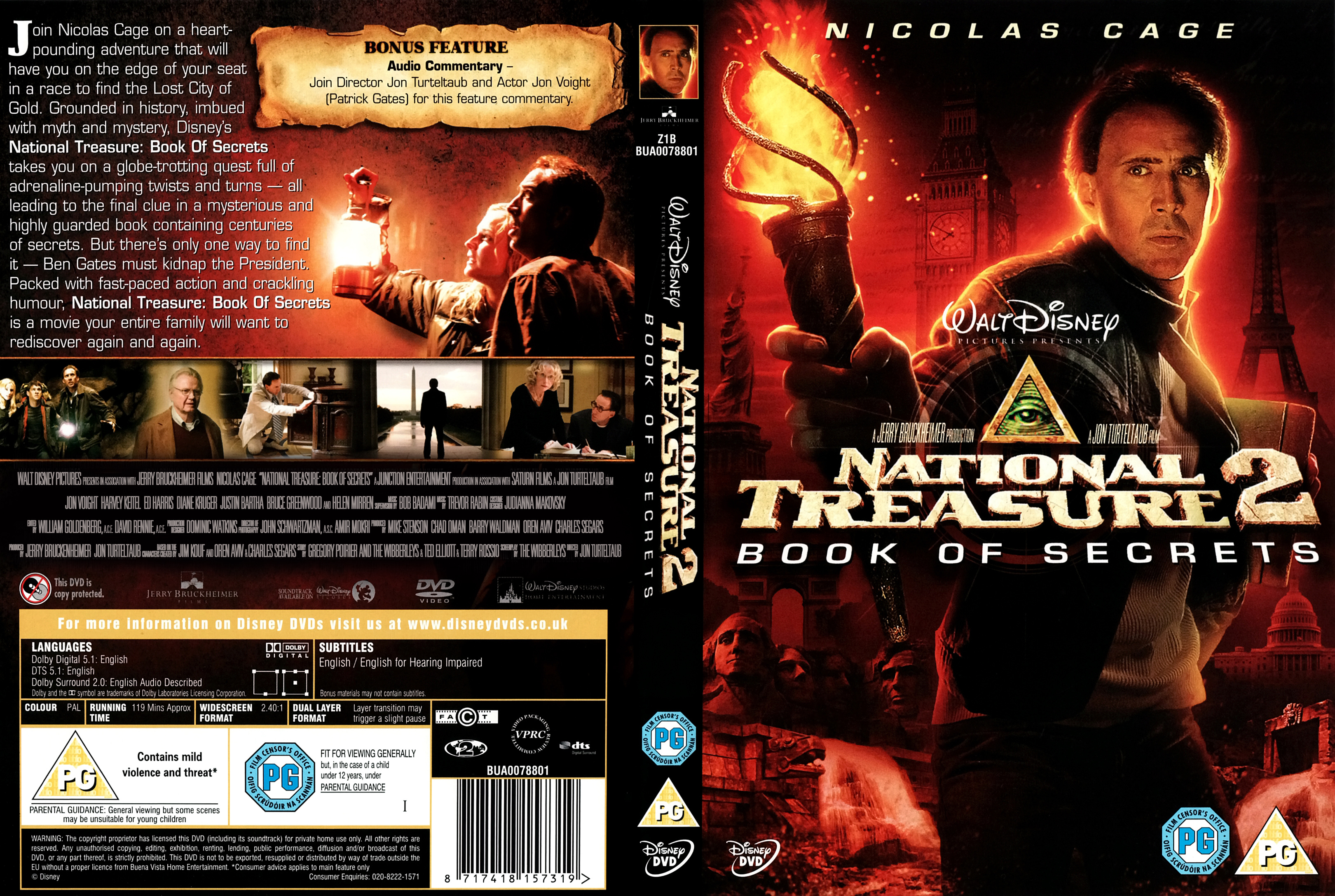 Nice wallpapers National Treasure: Book Of Secrets 3240x2175px