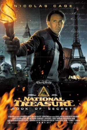 National Treasure: Book Of Secrets High Quality Background on Wallpapers Vista