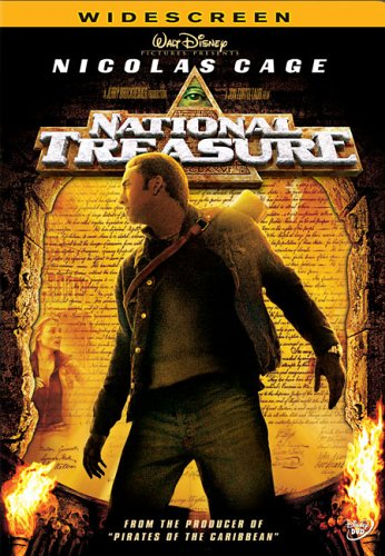 Images of National Treasure | 346x500