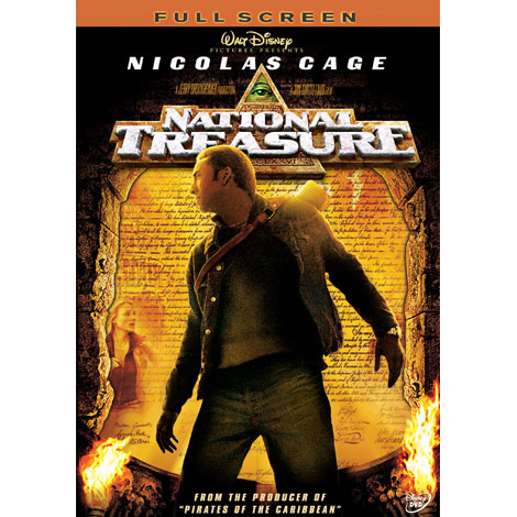 National Treasure Pics, Movie Collection