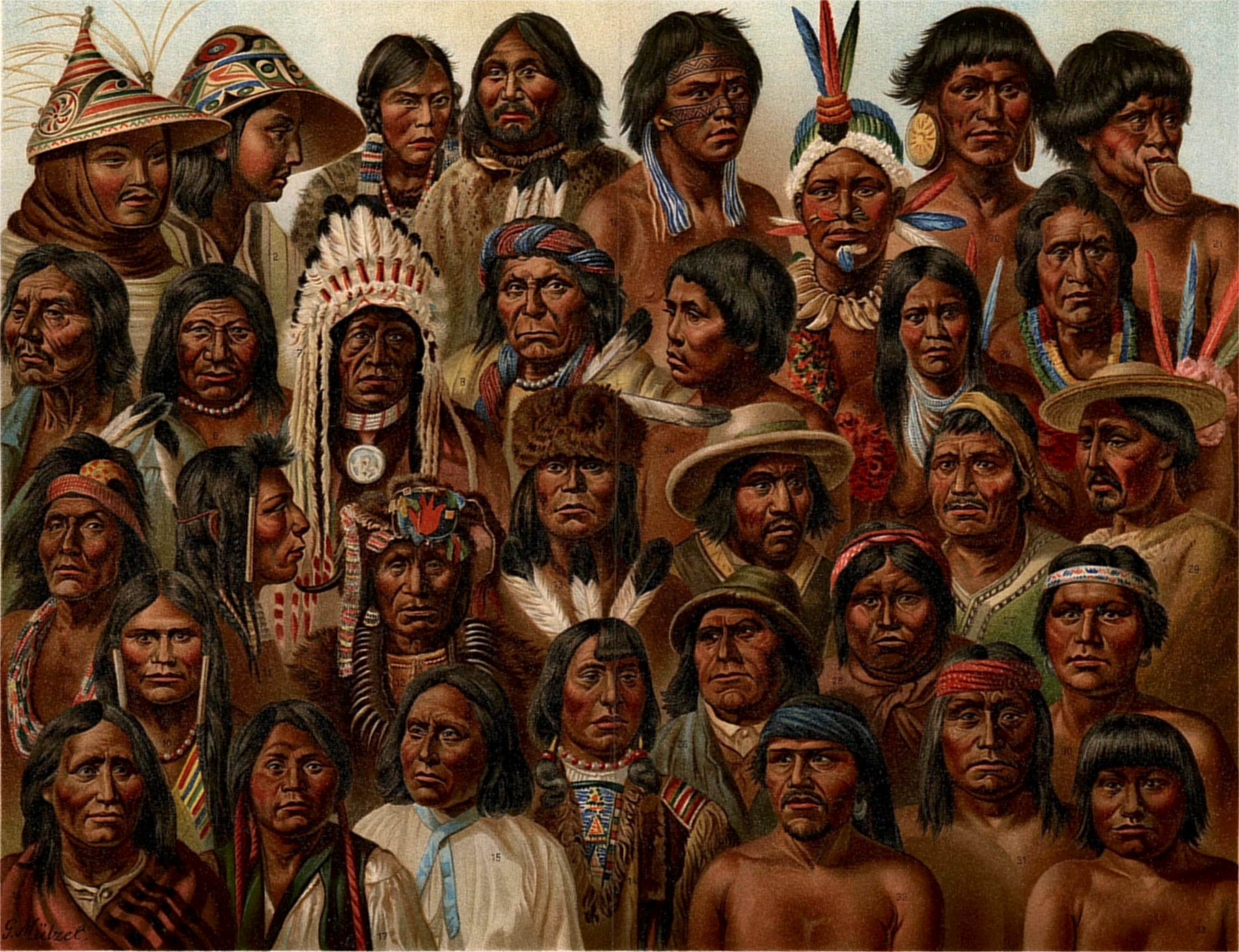 Amazing Native American Pictures & Backgrounds
