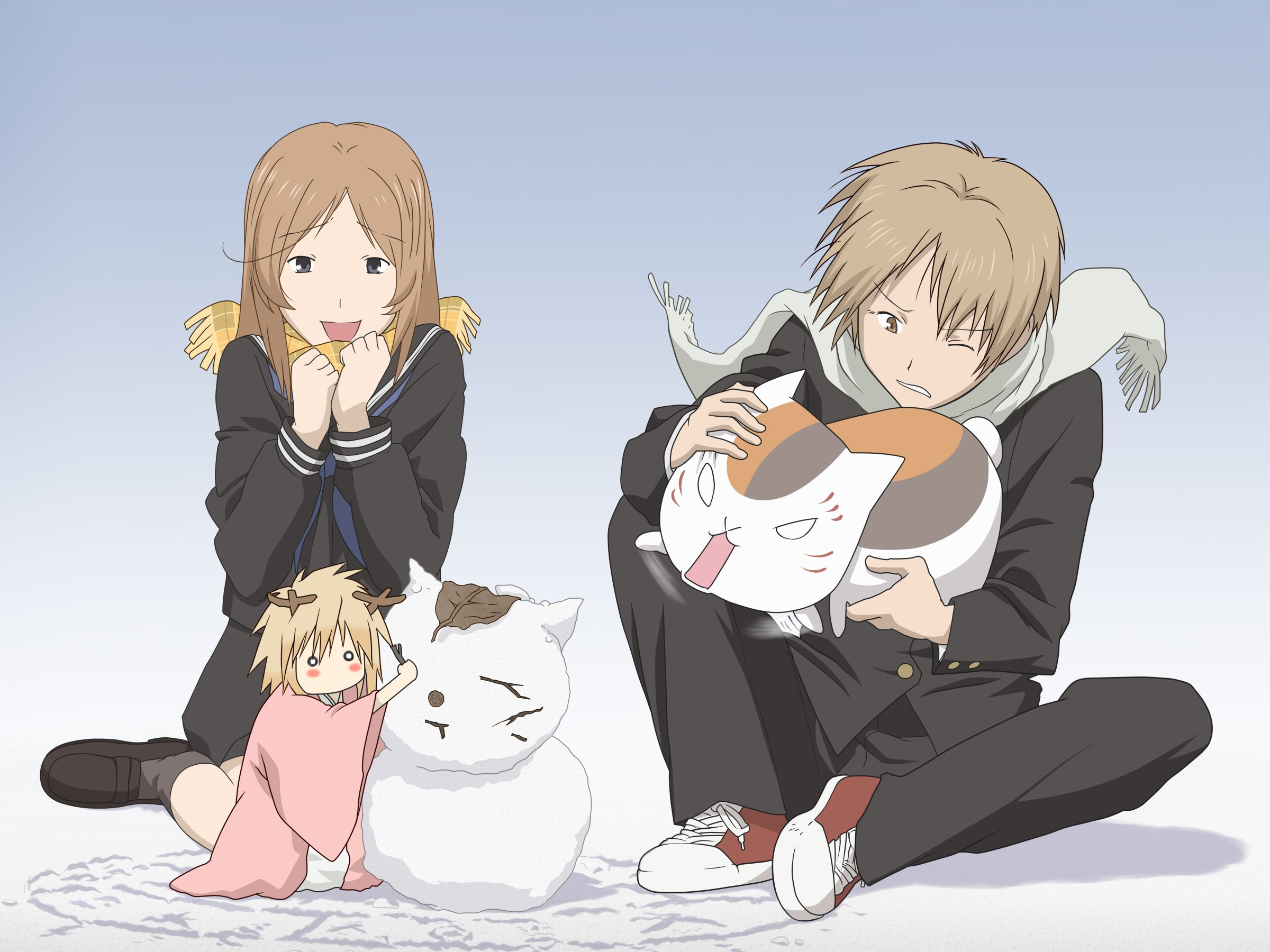 Natsume's Book Of Friends High Quality Background on Wallpapers Vista
