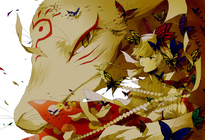 Nice wallpapers Natsume's Book Of Friends 670x458px