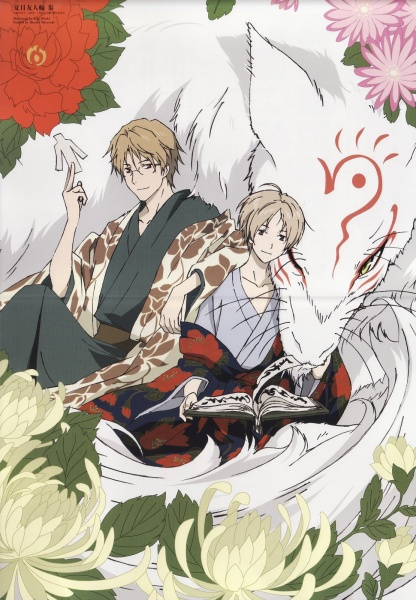 High Resolution Wallpaper   Natsume's Book Of Friends 416x600 px