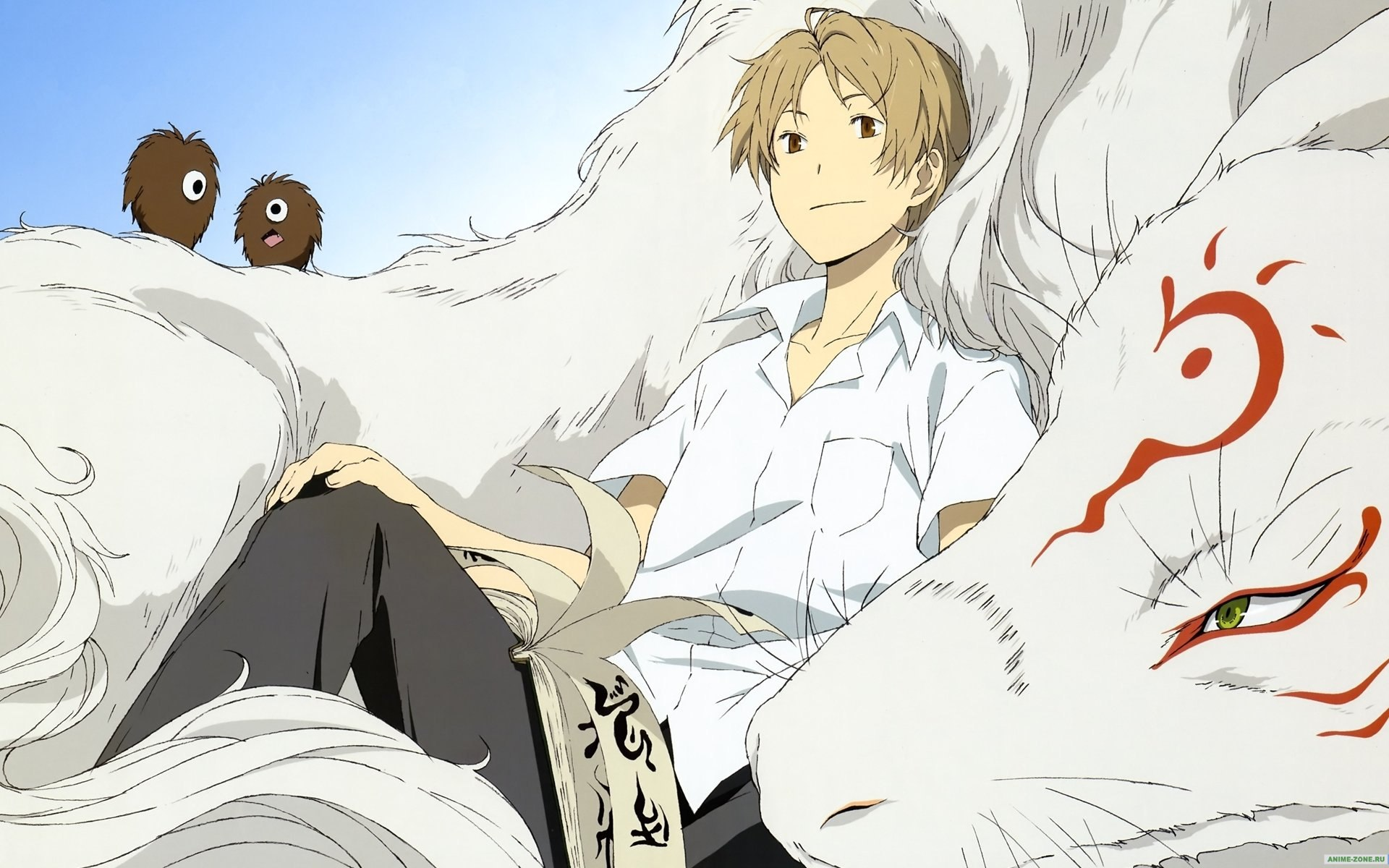 High Resolution Wallpaper   Natsume's Book Of Friends 1920x1200 px