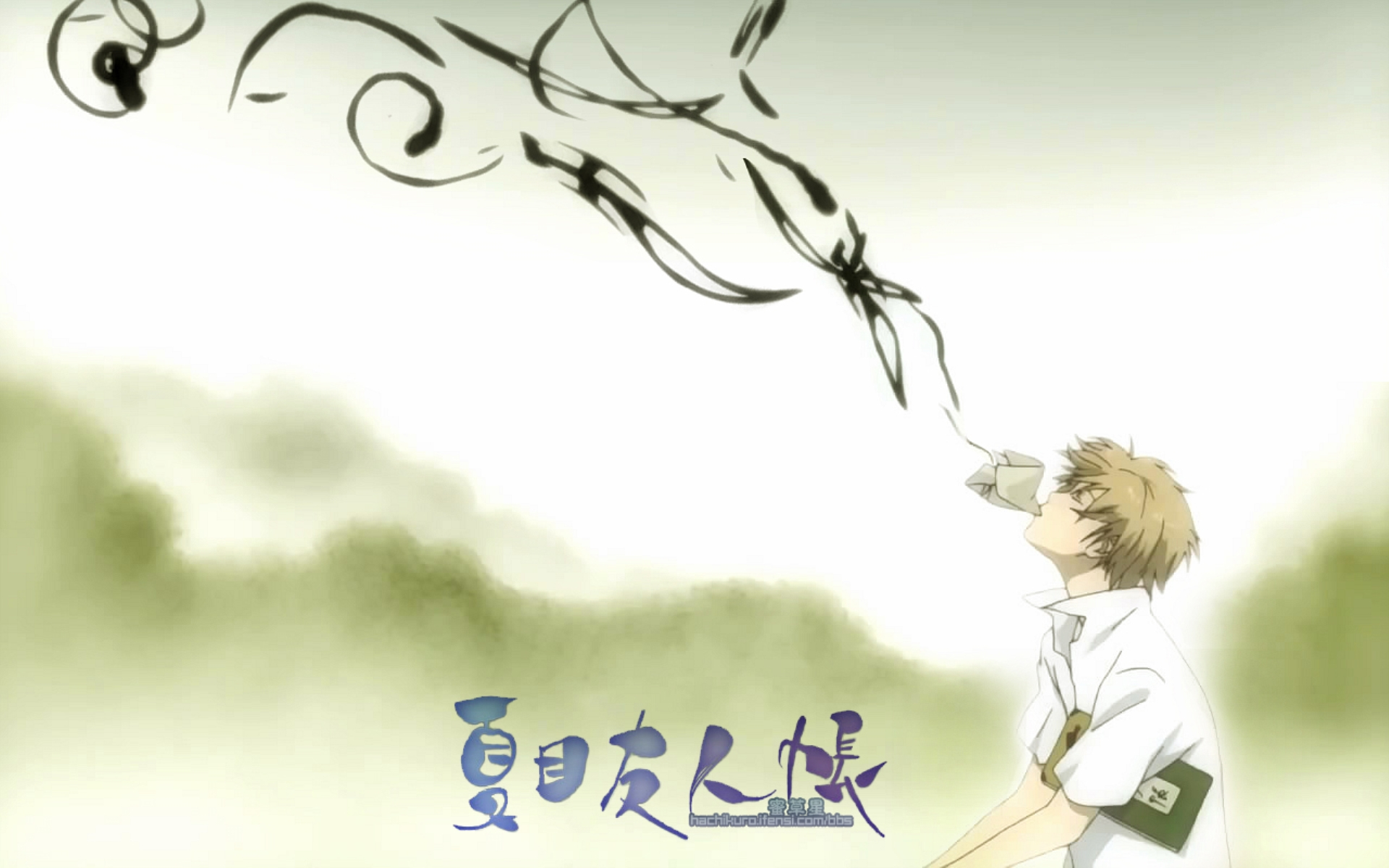 HQ Natsume's Book Of Friends Wallpapers   File 507.7Kb