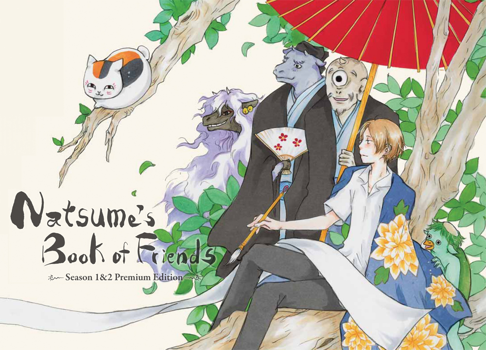 Nice Images Collection: Natsume's Book Of Friends Desktop Wallpapers