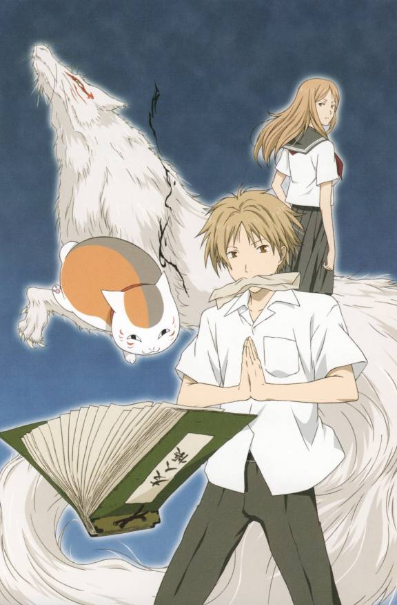 Images of Natsume's Book Of Friends   576x876