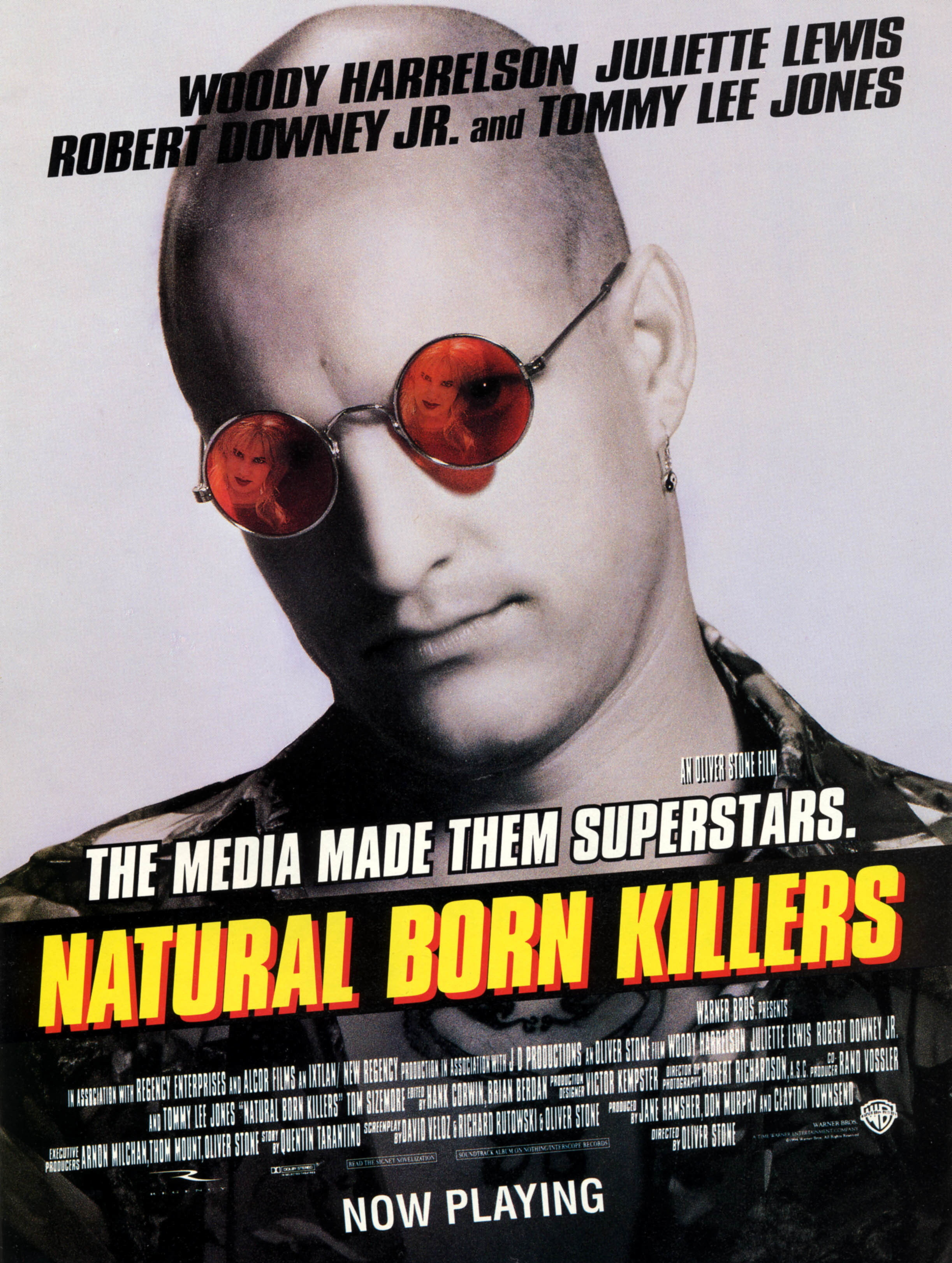 2445x3244 > Natural Born Killers Wallpapers