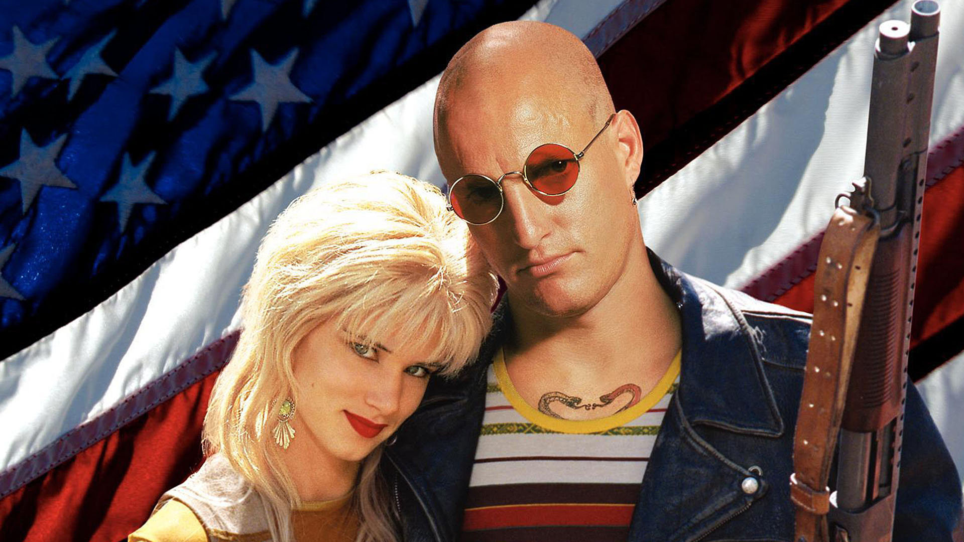 HD Quality Wallpaper | Collection: Movie, 1920x1080 Natural Born Killers