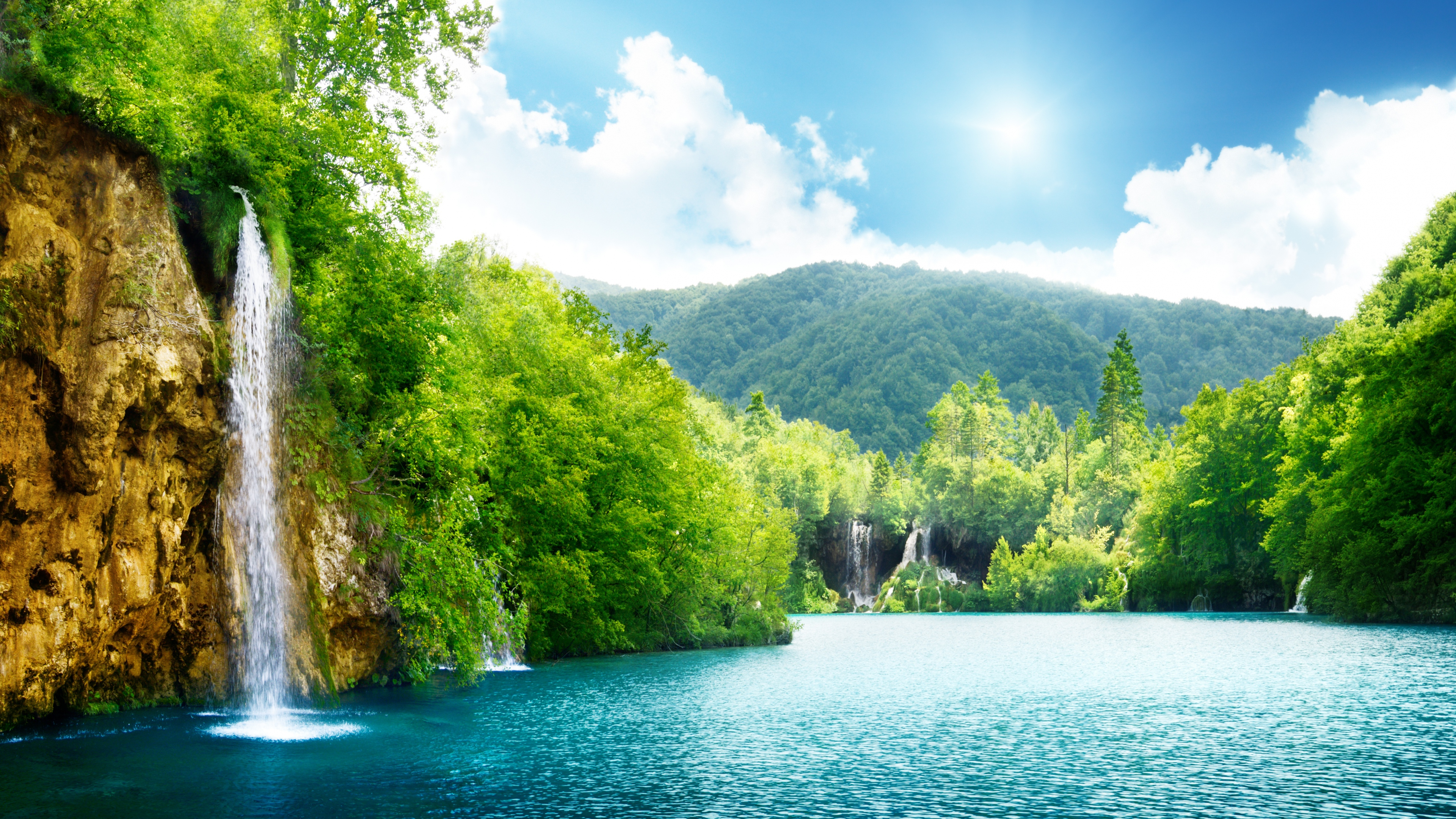 Nice Images Collection: Nature Desktop Wallpapers