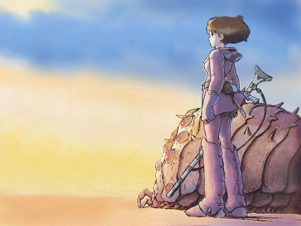 Nausicaa Of The Valley Of The Wind Wallpapers Movie Hq Nausicaa