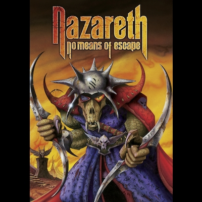 Nice wallpapers Nazareth:No Means Of Escape 400x400px