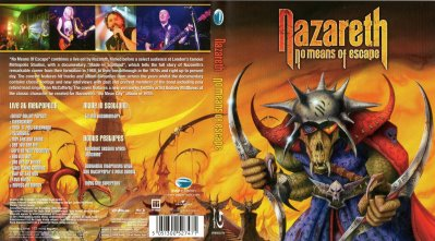 Nazareth:No Means Of Escape High Quality Background on Wallpapers Vista