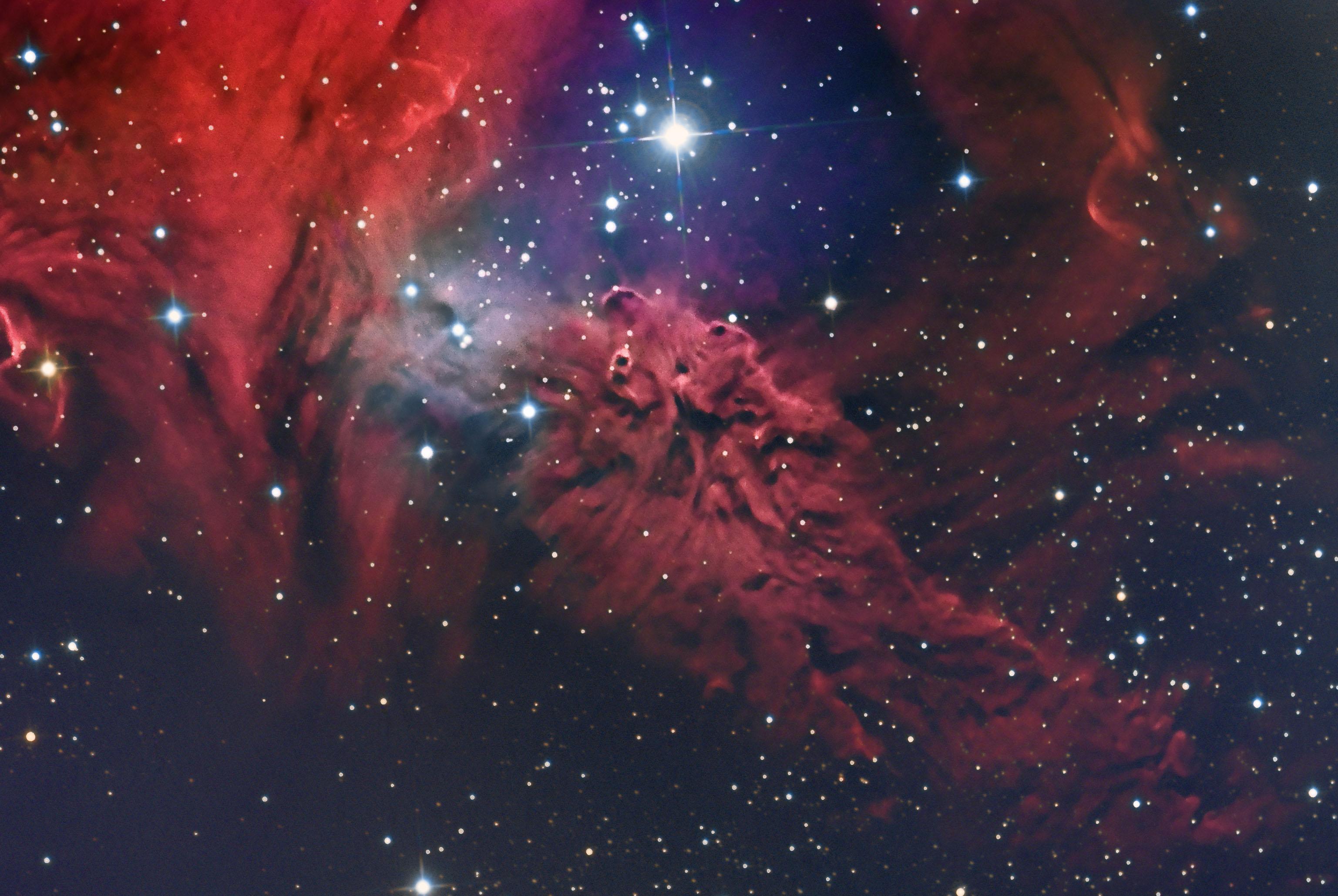 Nice wallpapers Nebula 3074x2058px
