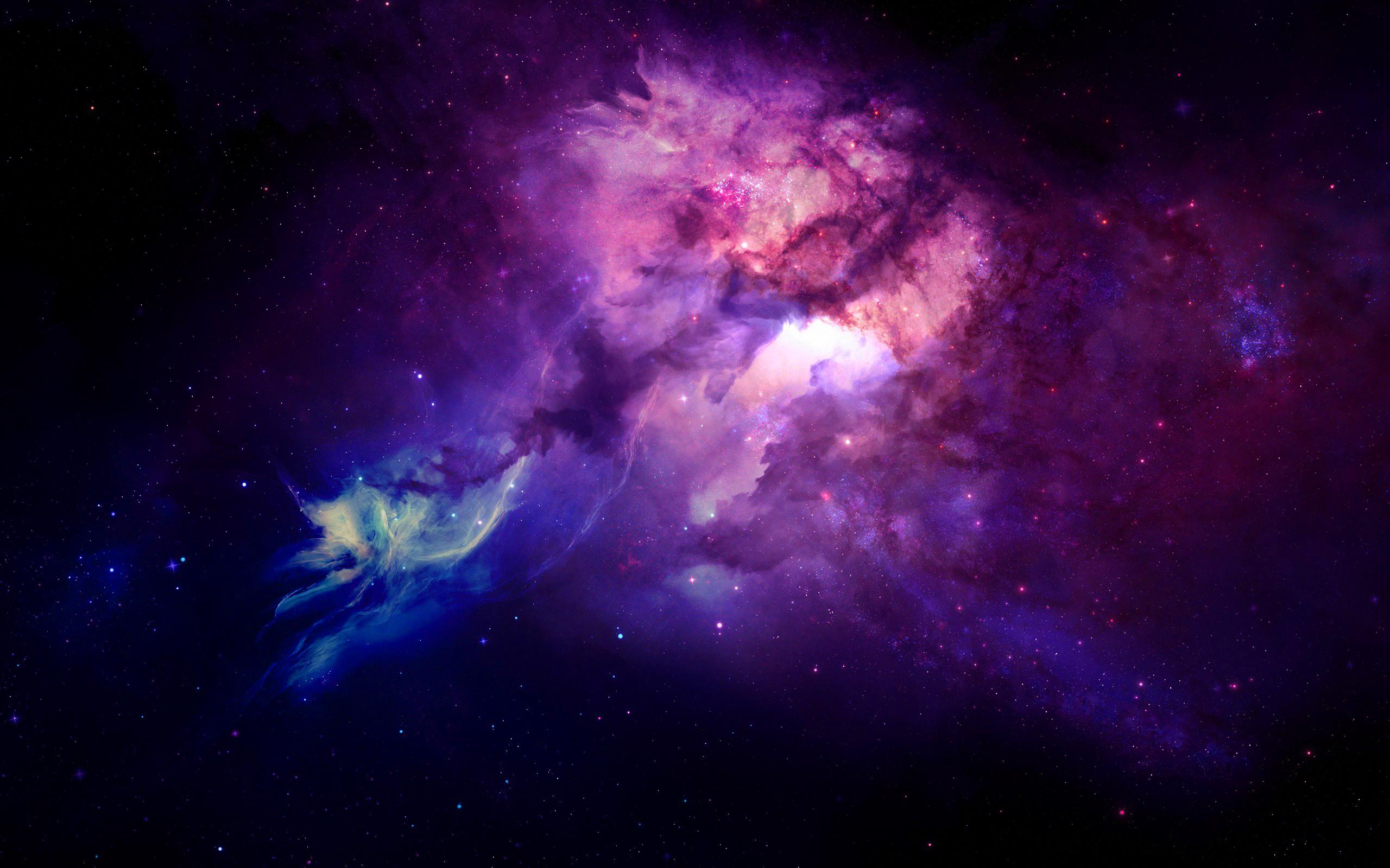 Nebula Backgrounds, Compatible - PC, Mobile, Gadgets| 2560x1600 px