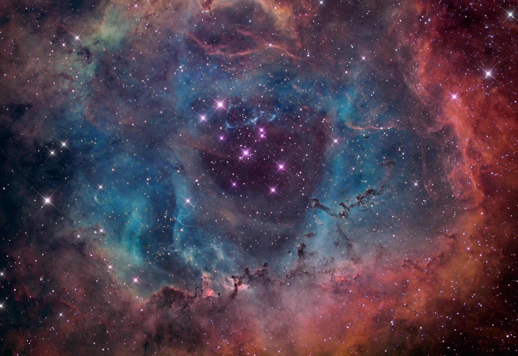Nice wallpapers Nebula 1700x1168px