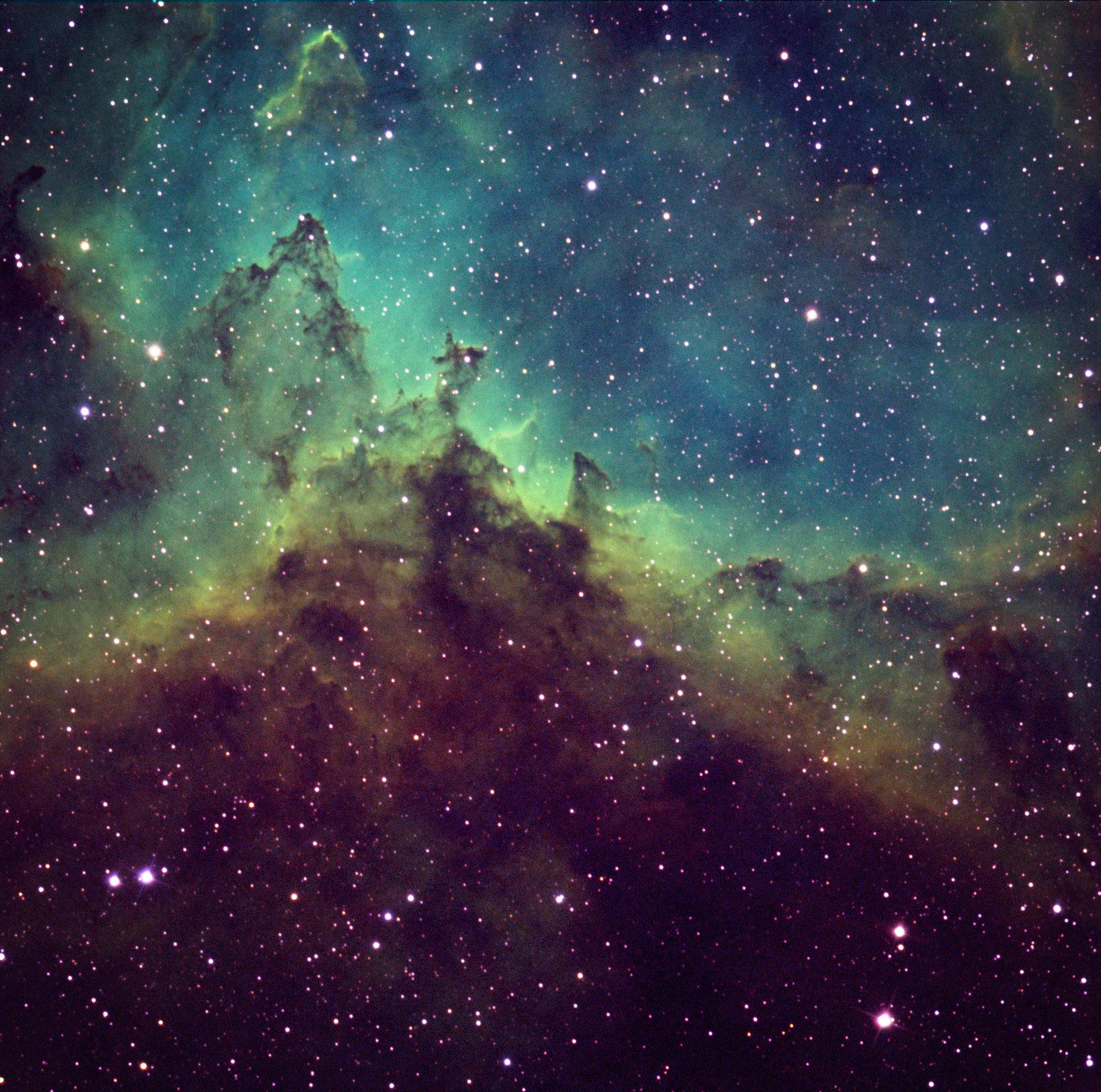 Nice wallpapers Nebula 1800x1784px