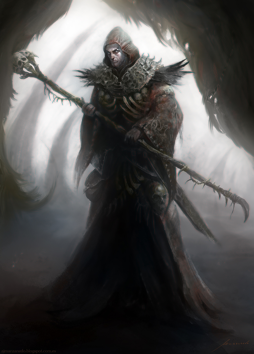 Necromancer wallpapers, Video Game, HQ Necromancer pictures