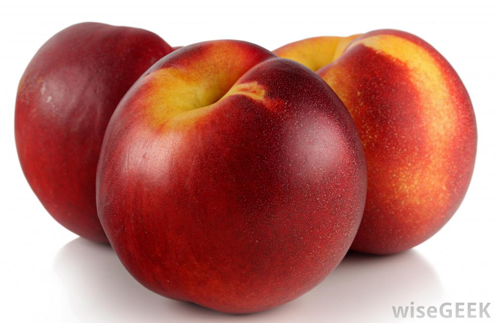 Nice Images Collection: Nectarine Desktop Wallpapers